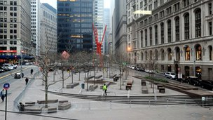 Zuccotti Square