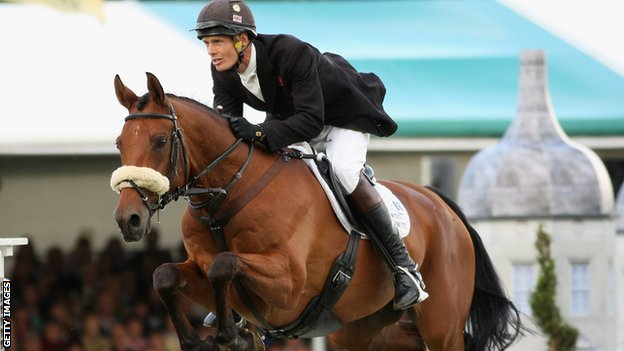 Britain's William Fox-Pitt