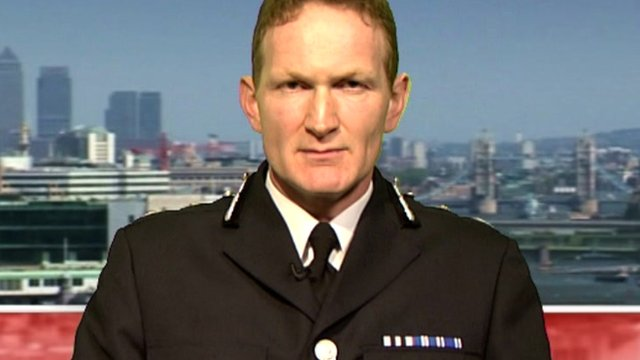 Brian Moore, head of the UK Border Force