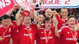 Swindon lift the League Two trophy