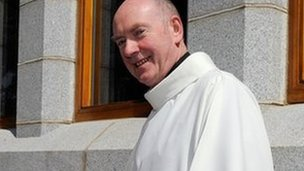 Father Martin McVeigh