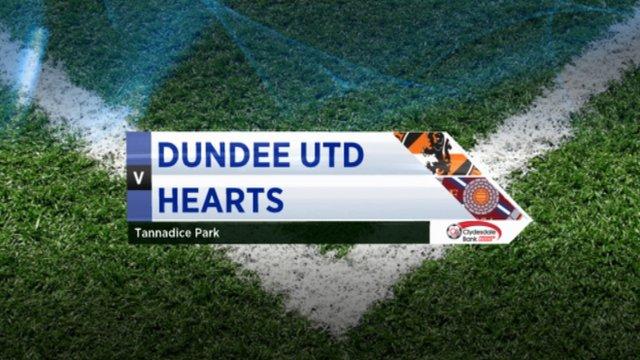 Highlights - Dundee Utd 2-2 Hearts