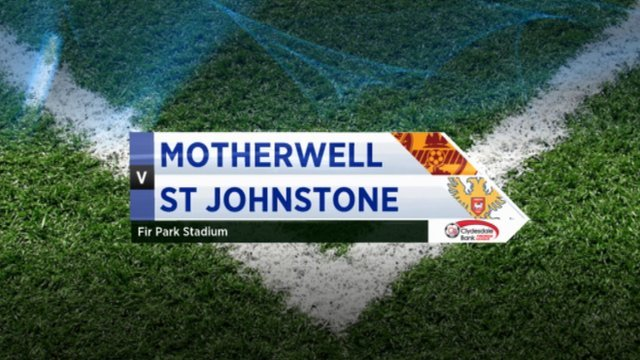 Highlights - Motherwell 5-1 St Johnstone