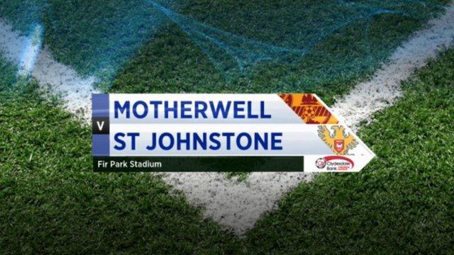 Highlights - Motherwell 5-1 St Johnstone