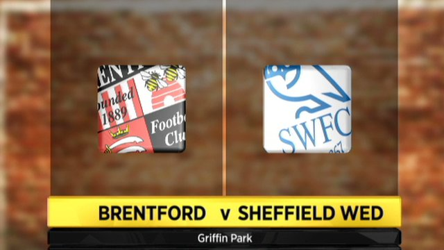 Brentford 1-2 Sheff Wed