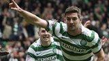 Charlie Mulgrew scored for Celtic
