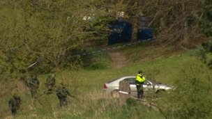 Rosemary Collins's body was recovered from Lough Erne