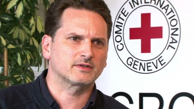 Pierre Krähenbühl, Director of Operations at the International Committee of the Red Cross
