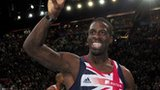 British sprinter Dwain Chambers
