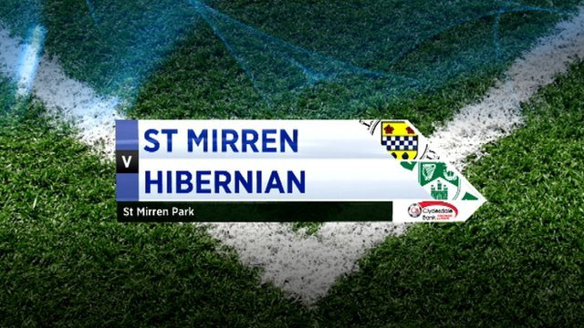 Highlights - St Mirren 1-0 Hibernian