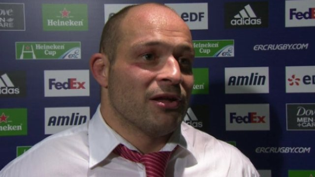 Rory Best thrilled by Ulster semi-final win