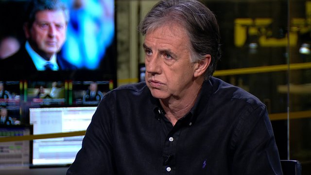 BBC pundit and former Liverpool defender Mark Lawrenson