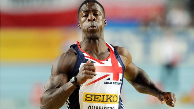 Dwain Chambers