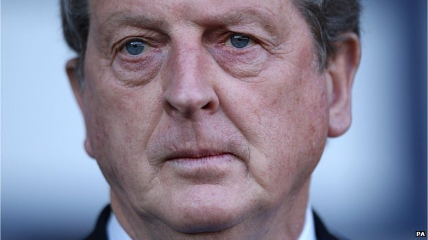 Roy Hodgson is set to be made the new manager of England