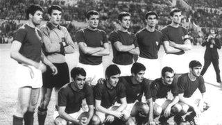 Italy 1968 team