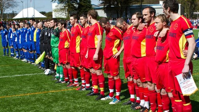 Isle of Man v Jersey