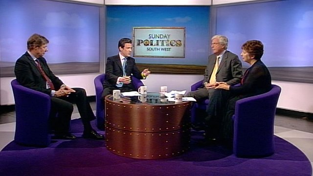 Sunday Politics guests