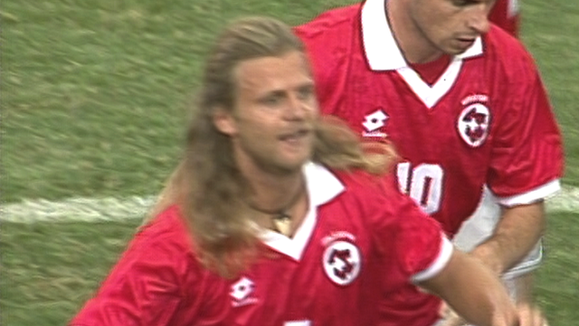Alain Sutter of Switzerland