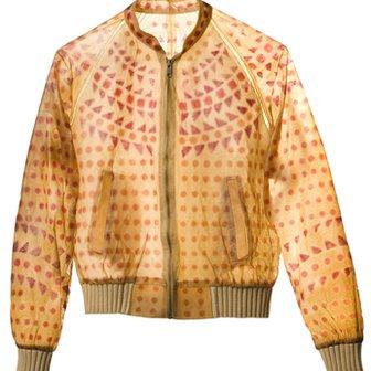 Bio bomber jacket
