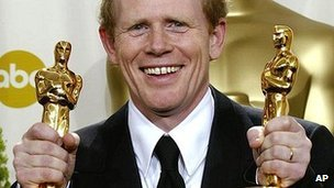 Ron Howard at the Oscars (AP Photo/Doug Mills)