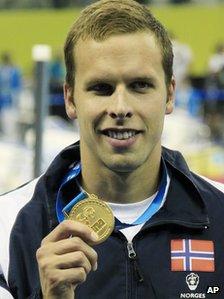 Alexander Dale Oen (25 July 2011)