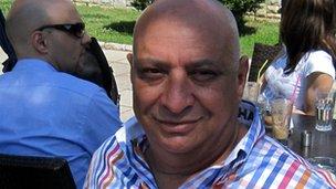 Naim Elghandhour
