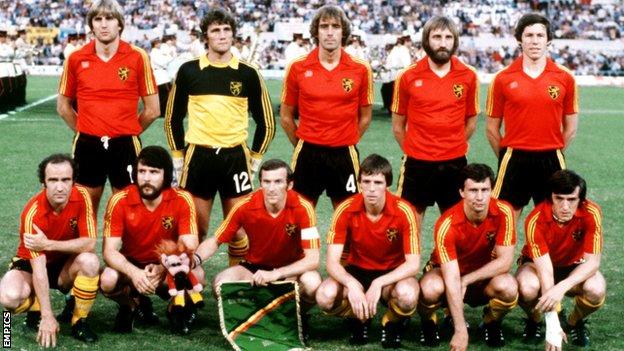 Belgium, 1980