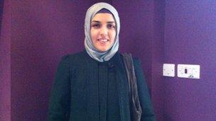 Campaigner Sumraina Akram