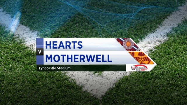 Highlights - Hearts v Motherwell