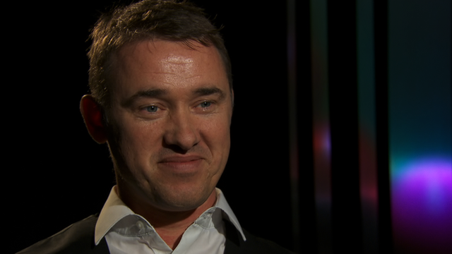 Seven-time world champion Stephen Hendry