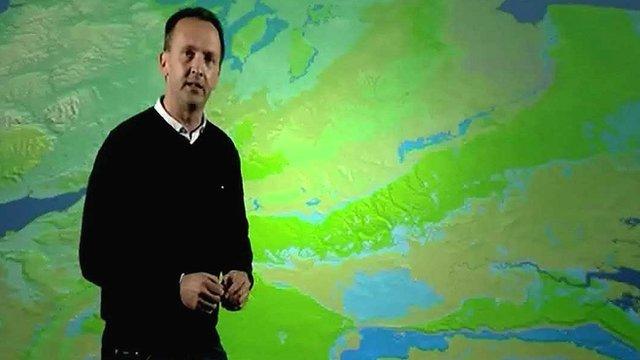 Meteorologist Nick Miller