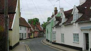 Castle Street, Framlingham