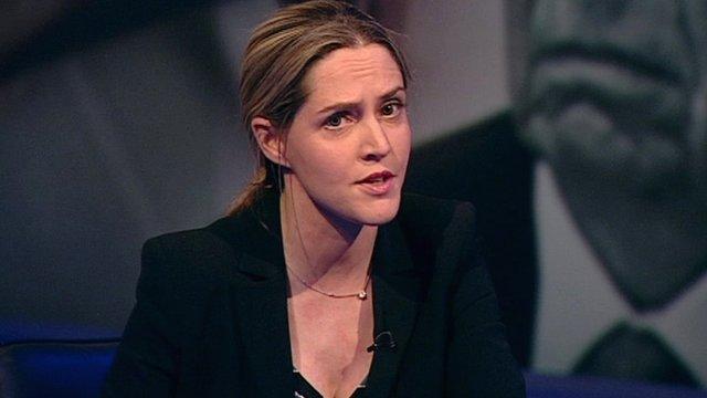 Conservative MP Louise Mensch