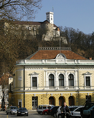 Ljubljana&#039;s castle