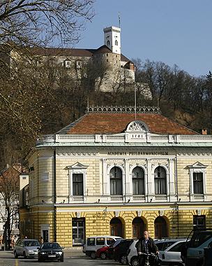 Ljubljana's castle