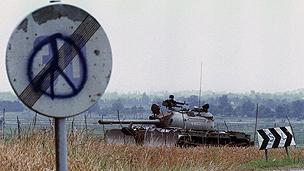 Yugoslav tank