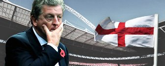 Roy Hodgson, England manager