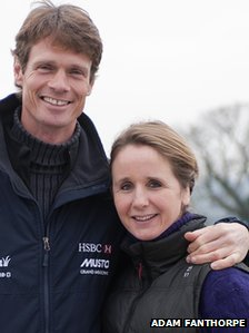 William Fox-Pitt and Alice Plunkett