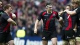 Edinburgh reached the semi-finals of the Heineken Cup this season