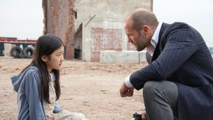 Jason Statham in Safe