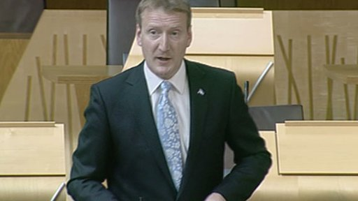 Scottish Liberal Democrat Tavish Scott MSP