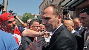 Fatmir Limaj, 2 May 12