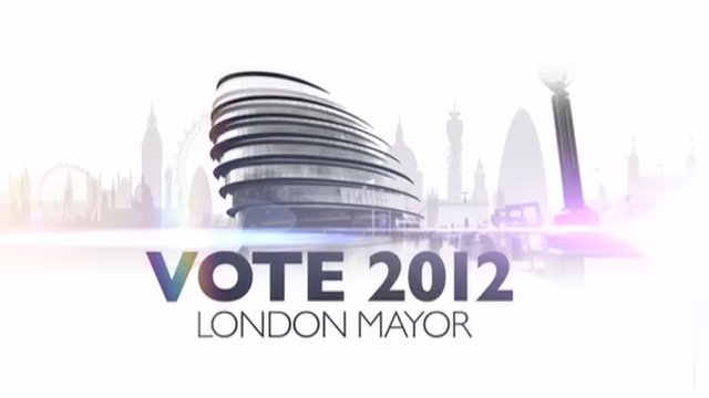 Vote 2012 graphic