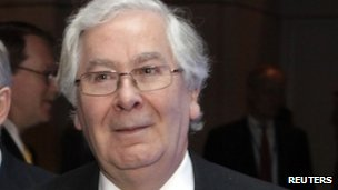 Sir Mervyn King