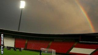 Crvena Zvezda Stadium, Belgrade