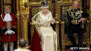 Queen&#039;s Speech 2010