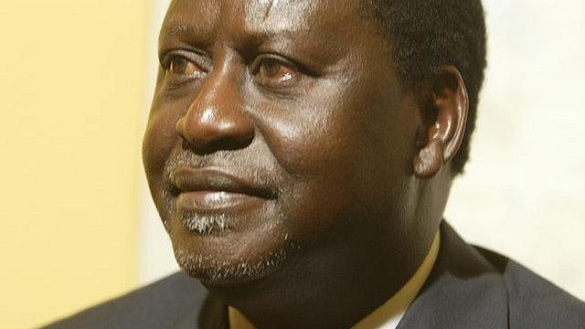 Kenya's Prime Minister Raila Odinga
