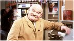 Ronnie Barker in Open All Hours