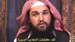 Adam Gadahn, US-born spokesman for Al Qaeda