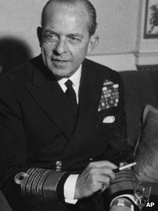 King Paul of Greece in 1953